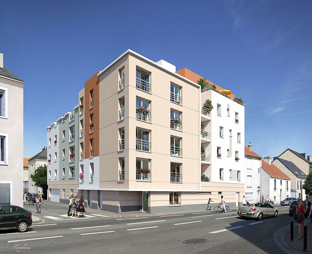 R sidence haxo appartement neuf nantes evimmo news for Achat appartement neuf nantes