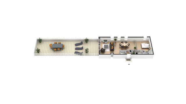 B3-2 T5 Duplex 114.33m2